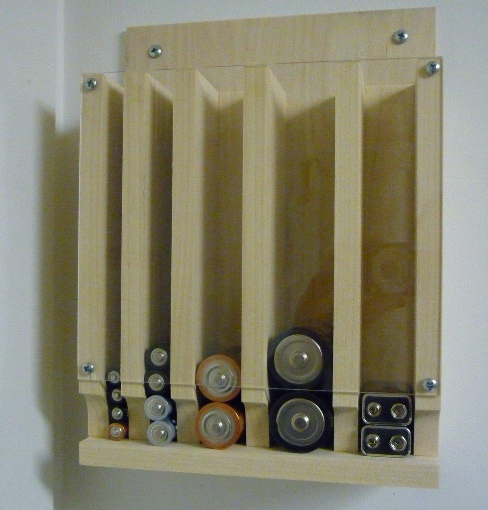 Battery Dispenser Public Html